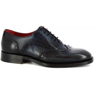 Richelieu Leonardo Shoes  W26 V. BLU