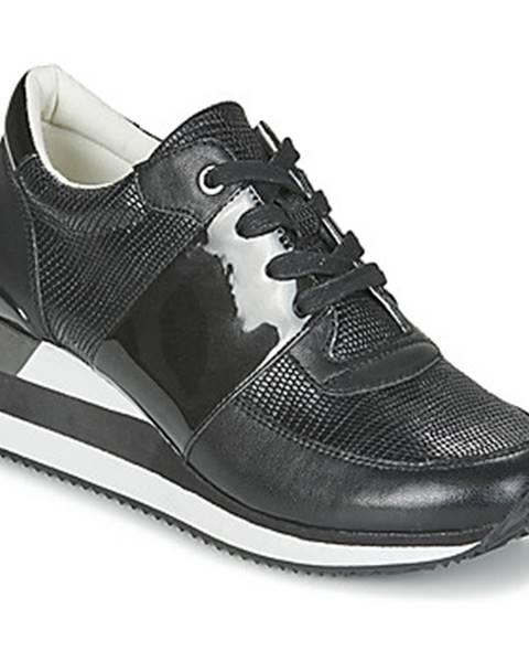 Čierne tenisky Karston