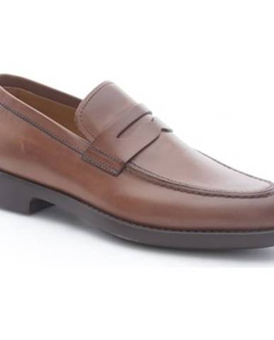 Hnedé topánky Brian Cress
