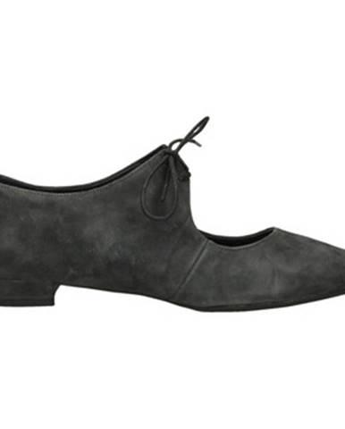 Čierne topánky Andrea Zali