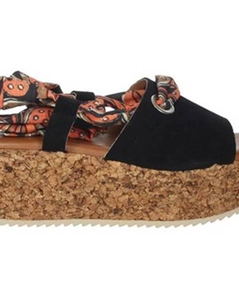 Čierne topánky Marila'