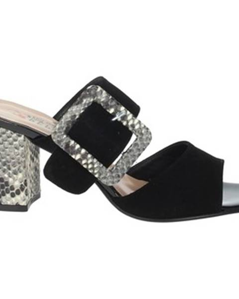 Čierne topánky Repo