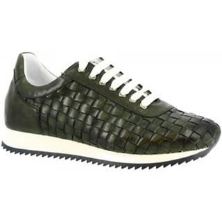 Nízke tenisky Leonardo Shoes  9487E20 SIERRA AV VERDE