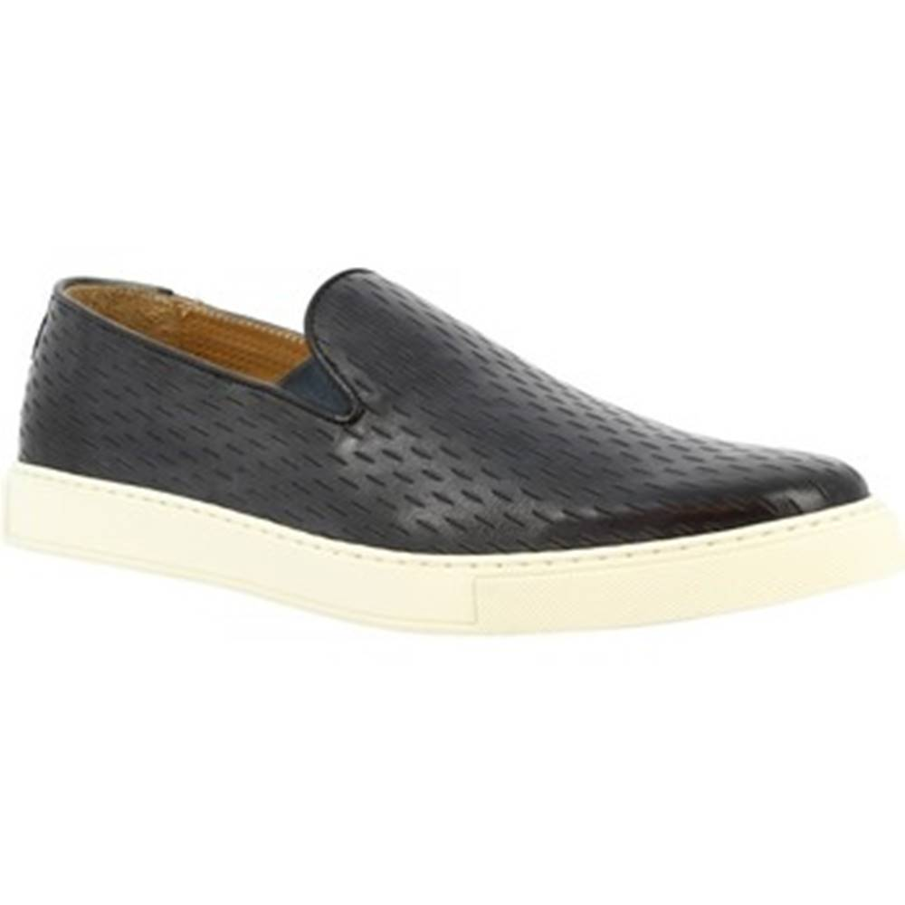 Leonardo Shoes Nízke tenisky Leonardo Shoes  9620E20 SIERRA DELAVE CENERE
