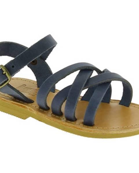 Modré sandále Attica Sandals