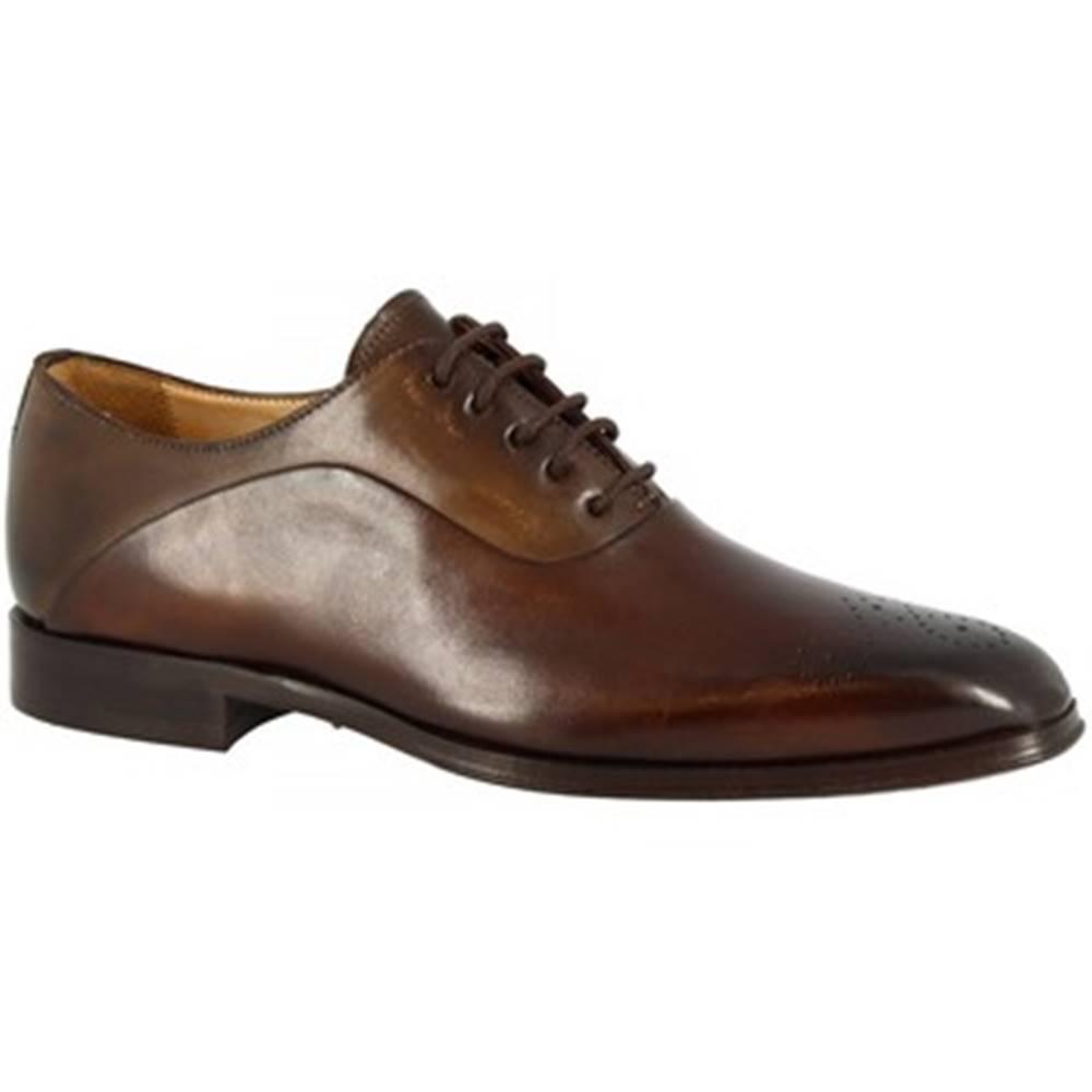 Leonardo Shoes Richelieu Leonardo Shoes  8314I18 TOM VITELLO AV T. MORRO