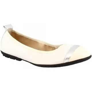Balerínky/Babies Leonardo Shoes  56-21 NAPPA BIANCO