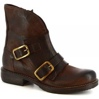 Čižmičky Leonardo Shoes  32525/100 OXID OHIO WENGHE