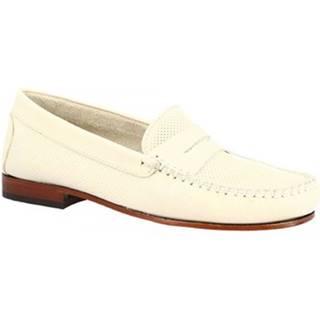 Richelieu Leonardo Shoes  2591 CRUST MARMO