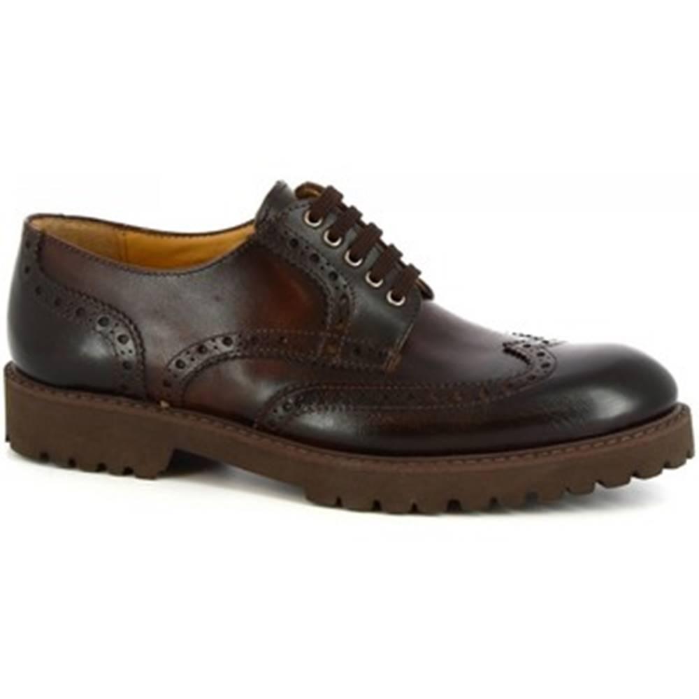 Leonardo Shoes Derbie Leonardo Shoes  T100 SIVIGLIA SUDAN