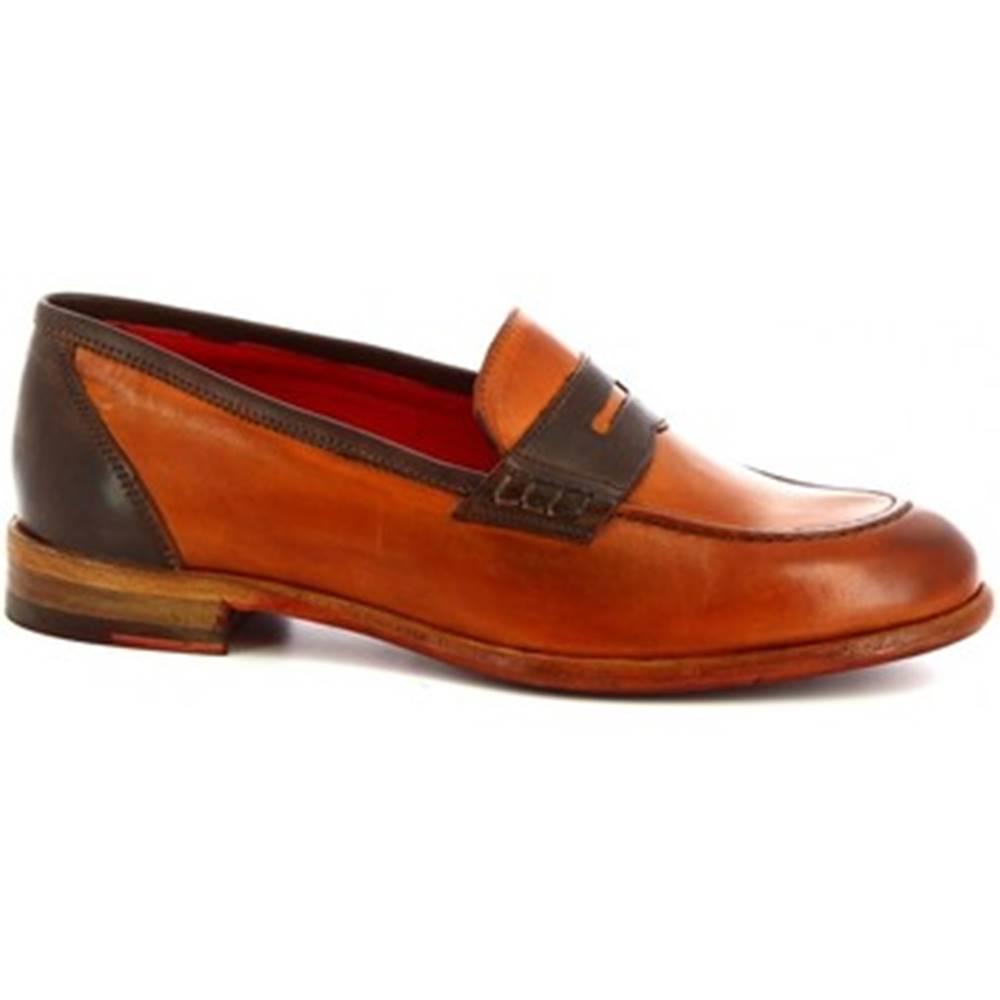 Leonardo Shoes Námornícke mokasíny Leonardo Shoes  7840