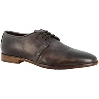 Derbie Leonardo Shoes  34301/1 PAPUA GRAPHITE
