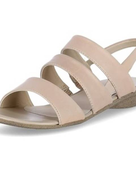 Béžové topánky Josef Seibel
