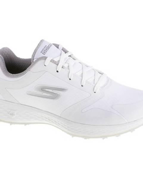 Biele tenisky Skechers