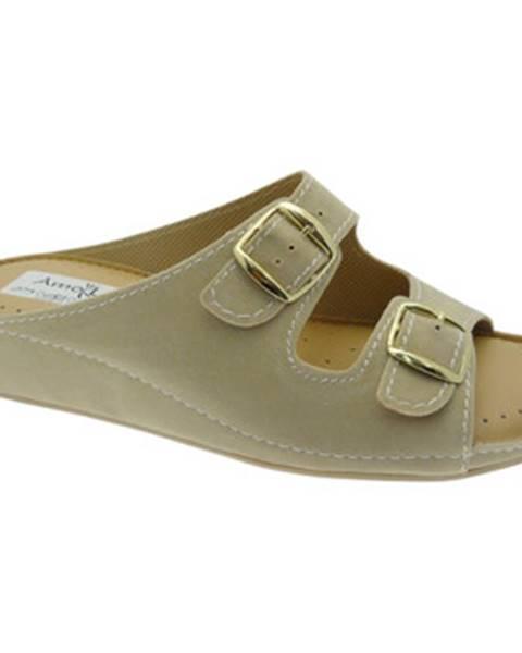 Modré topánky Jolie