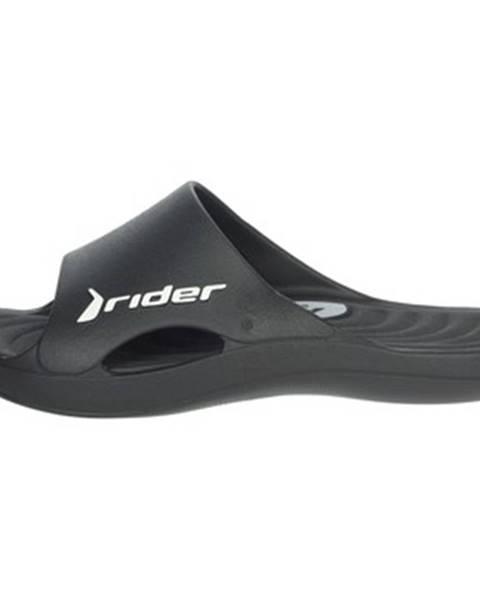 Čierne topánky Rider