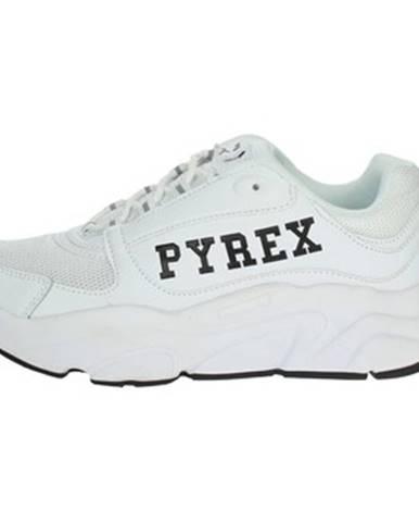 Biele tenisky Pyrex