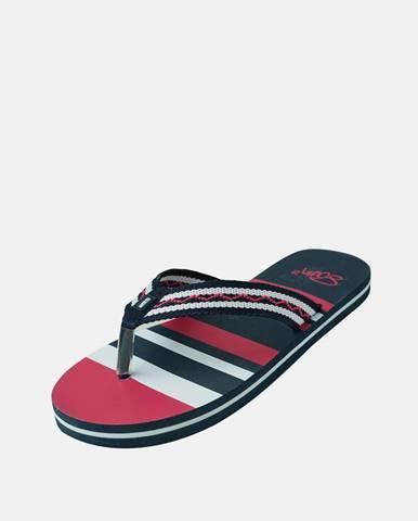 Tmavomodré papuče SAM 73