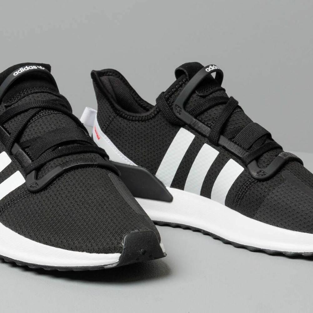 adidas Originals adidas U_Path Run Core Black/ Ftw White/ Shock Red