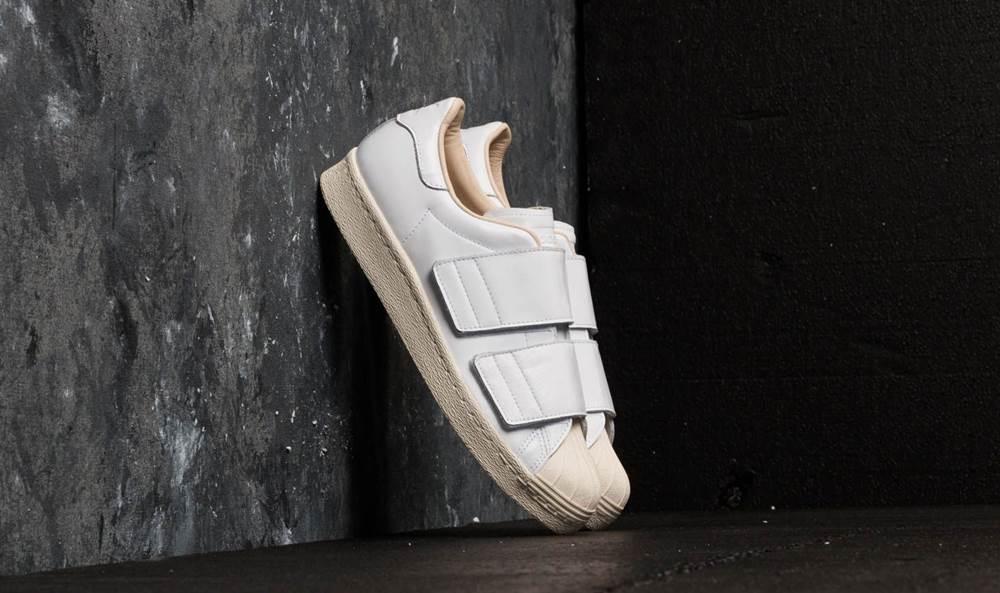 adidas Originals adidas Superstar 80s CF W Ftw White/ Ftw White/ Linen
