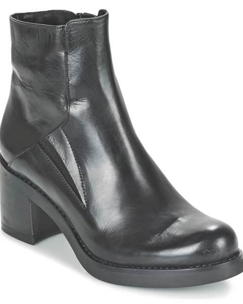 Čierne topánky Lola Espeleta