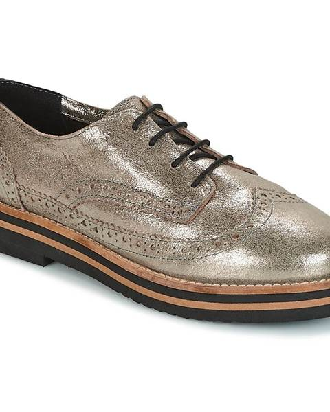 Strieborné topánky Coolway