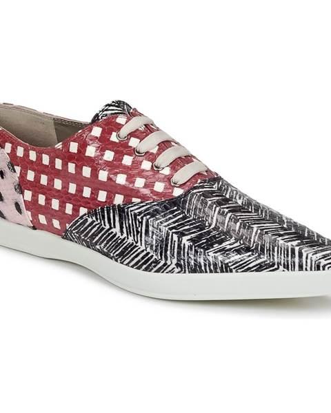 Viacfarebné topánky Marc Jacobs