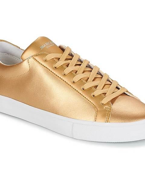 Zlaté tenisky Jim Rickey