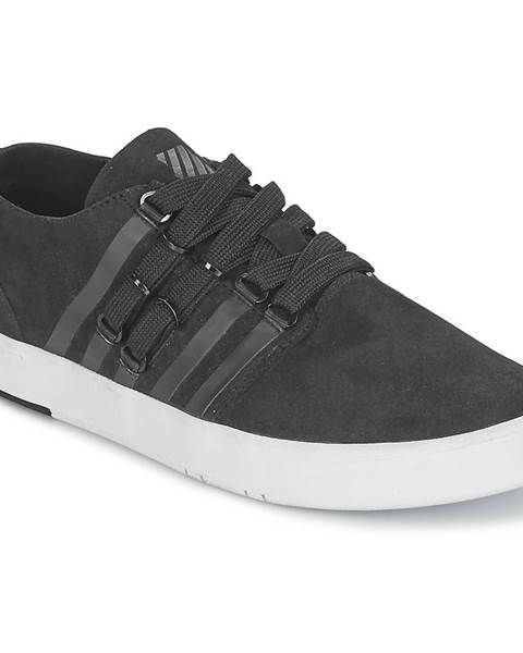 Čierne tenisky K-Swiss