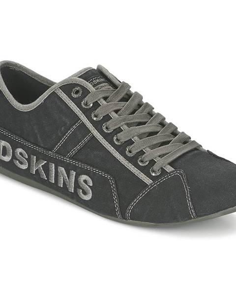 Čierne tenisky Redskins