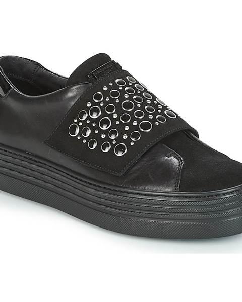 Čierne tenisky Tosca Blu