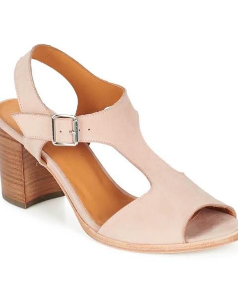 Ružové sandále Emma Go