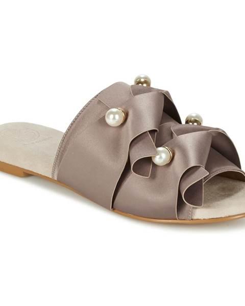 Hnedé topánky KG by Kurt Geiger