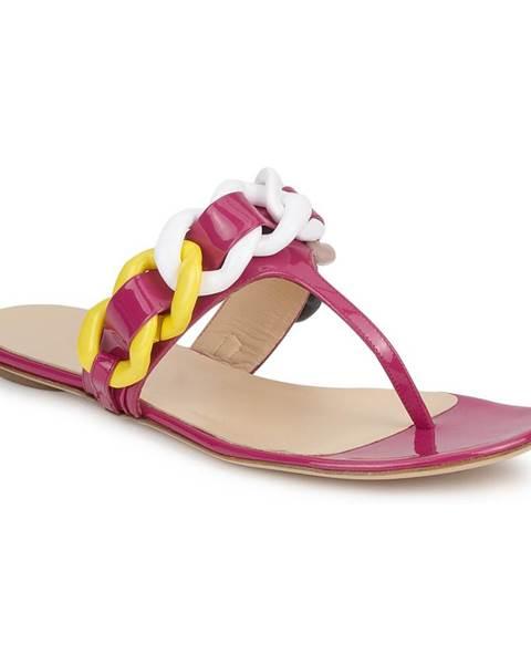 Ružové topánky Versus by Versace