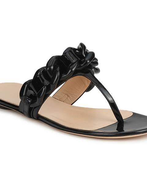 Čierne topánky Versus by Versace