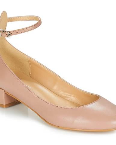 Ružové balerínky Betty London