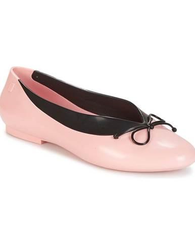 Ružové balerínky Melissa