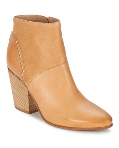 Hnedé topánky Vic