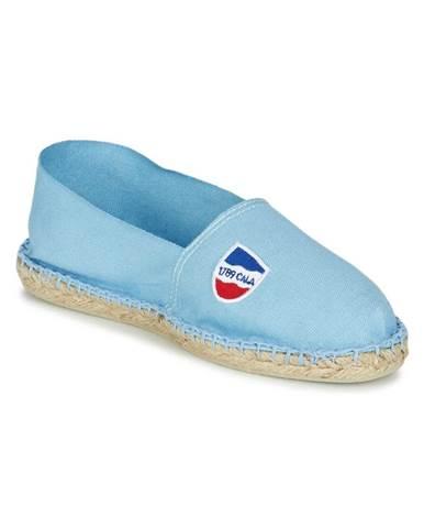 Modré espadrilky 1789 Cala
