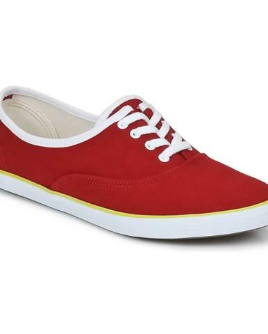 Červené tenisky Veja