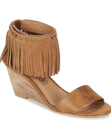 Hnedé sandále LPB Shoes