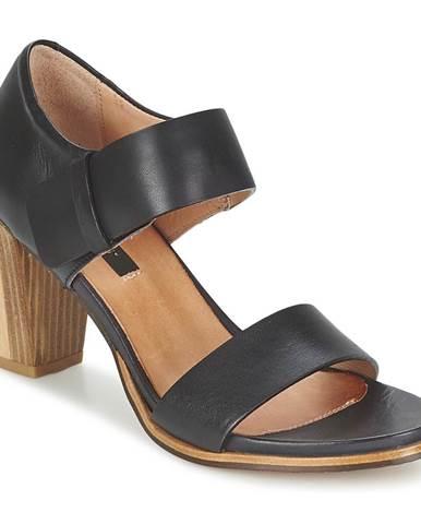 Čierne sandále Neosens