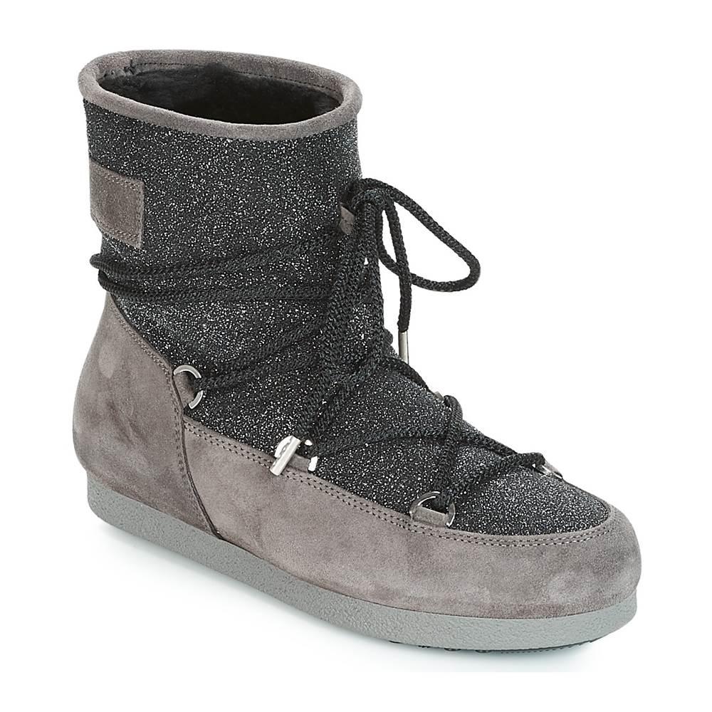 Moon Boot Obuv do snehu Moon Boot  FAR SIDE LOW SUEDE GLITTER