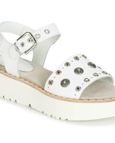 Biele sandále Fru.it