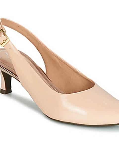 Béžové sandále Rockport