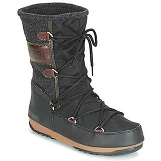 Obuv do snehu Moon Boot  MOON BOOT VIENNA FELT