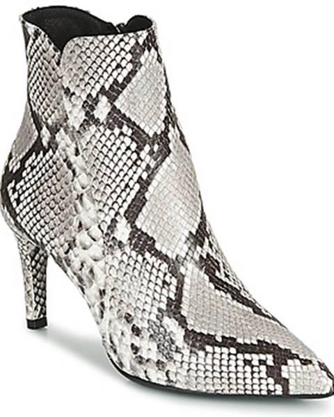 Biele topánky Fericelli