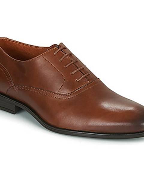 Hnedé topánky Carlington