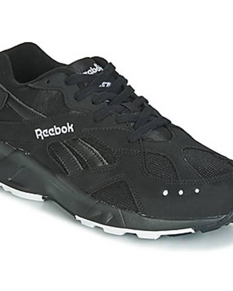 Čierne tenisky Reebok Classic