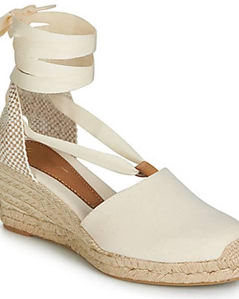 Béžové sandále Betty London